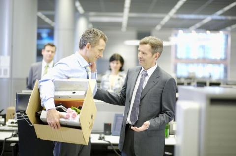 Как пережить увольнение с работы