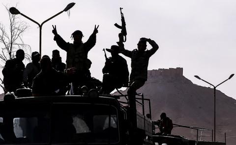 Кто заставил США сохранить ИГИЛ для ослабления России
