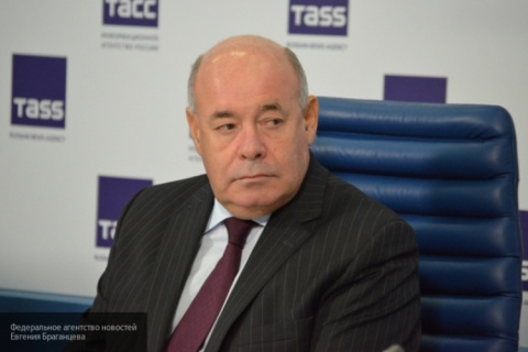 Михаил Швыдкой: Латвия играе…