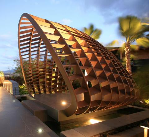Уникальная архитектура жилой…