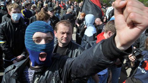 Власти Украины готовят массовые аресты нацистов