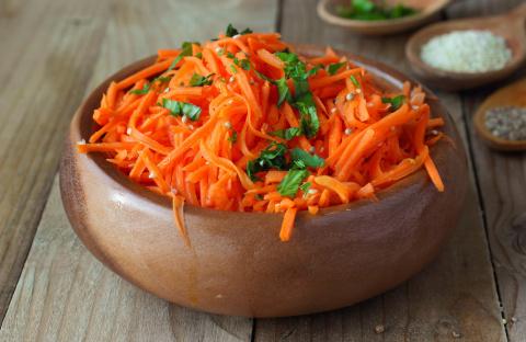 Корейская морковка - важные тонкости приготовления