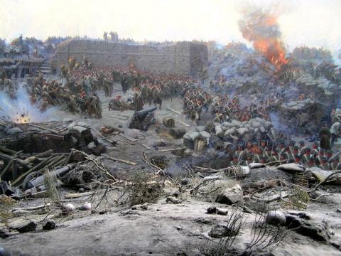 Что стало причиной Крымской войны