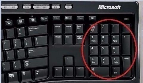Секреты NumLock клавиатуры  …