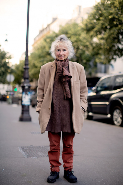 On the Street…Proportion Play, Paris