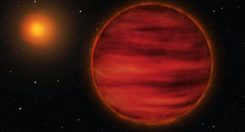 Глизе 710: звезда, которая уничтожит всю Землю