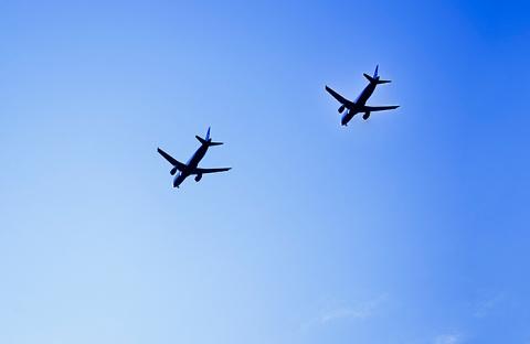 Разбор полетов. Недалеко от Москвы чуть не столкнулись самолеты