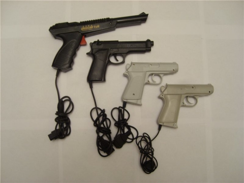 Как работал пистолет в прист…