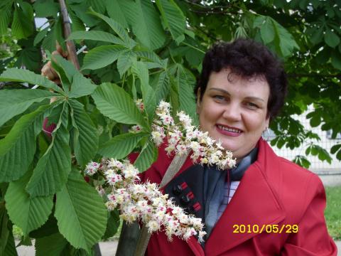 Ольга Ковалева (Безлуцкая)