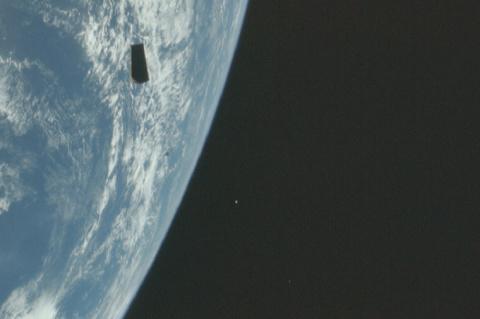 Российский исследователь нашел следы присутствия пришельцев на старых фото программы «Аполлон»