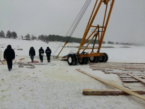 В Иркутской области спасая б…