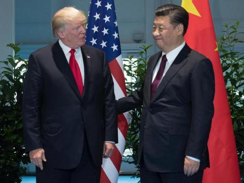 США создают систему противодействия китайскому проекту «Один пояс, один путь»