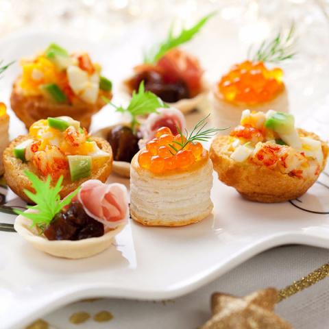 7 закусок для новогодних кор…