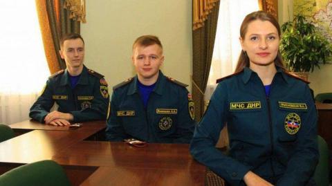 Харьковские курсанты перешли…