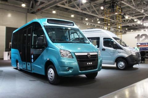 Самые маленькие: легкие грузовички и автобусы на выставке Комтранс-2017