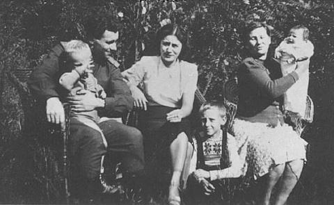 Детство В.Высоцкого в ГСВГ.(02)