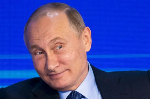 Уволить Путина пока не получается…