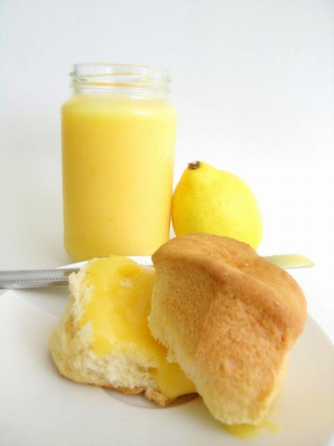 Вкуснейшее лимонное масло