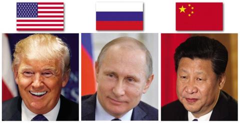 """Караганов: Условия перехода к стабильному миропорядку должна выработать """"большая тройка"""""""