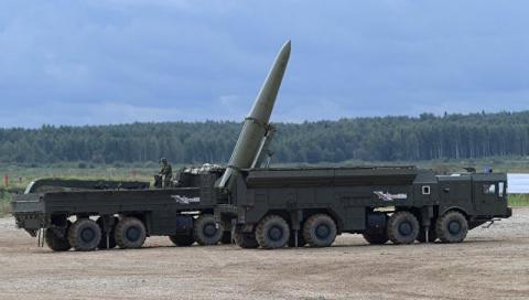 Страны НАТО напуганы российскими «Искандерами» в Калининграде