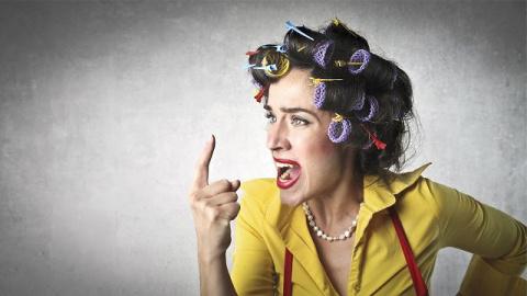 Что делать если жена истеричка