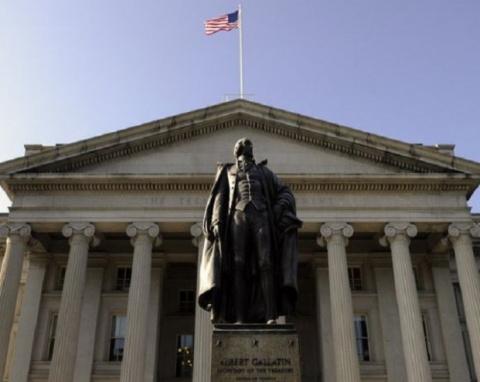 Американское казначейство вк…