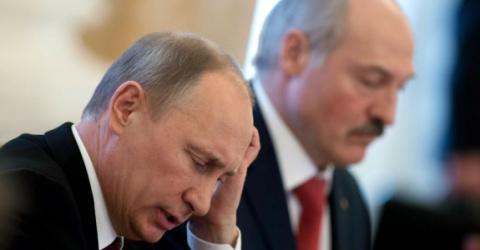 Лбом о стену: Кремль перестали интересовать попытки Лукашенко запугать Россию