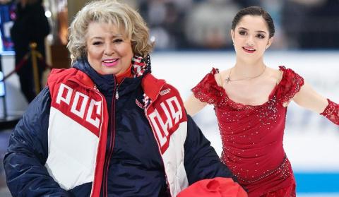 Тарасова похвалила Медведеву…