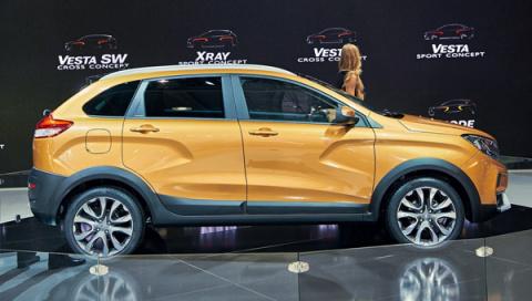 Новинка от АвтоВАЗ: Lada XRay Exlusive поступила в продажу