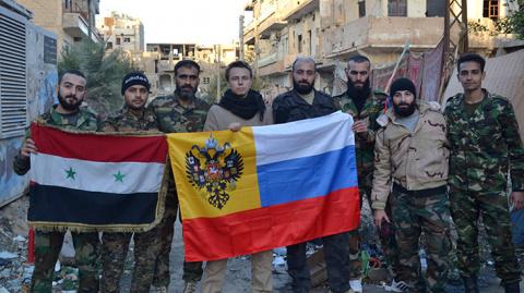 Армия Сирии прорвалась к баз…