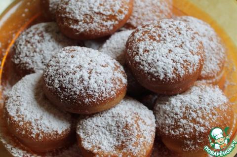 """Немецкие пончики """"Берлинки"""""""