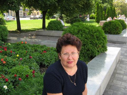 Янина Мохова(Нестеренко) (Нестеренко) (личноефото)