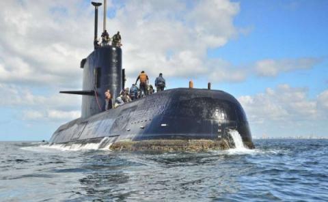 Адмиралы ВМС Аргентины в сит…
