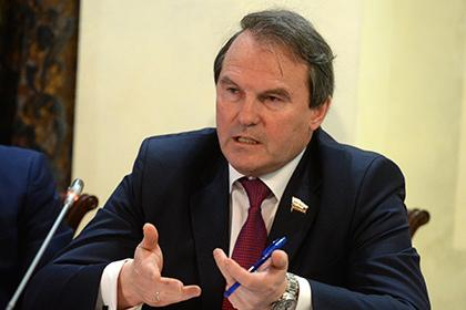 Игорь Морозов прокомментировал запрет на въезд на Украину Юлии Самойловой