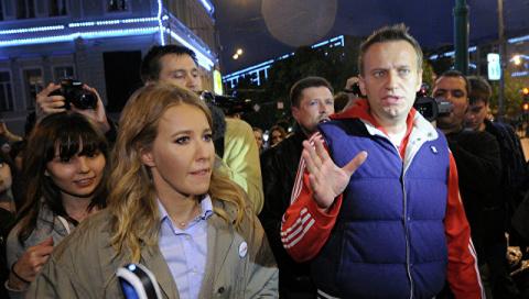 В ЦИК прокомментировали призыв Собчак допустить Навального к выборам