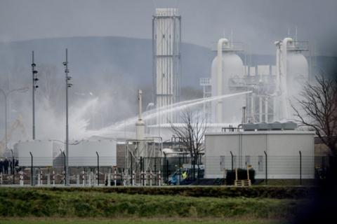 Поставки газа из РФ в ЕС через Австрию восстановлены