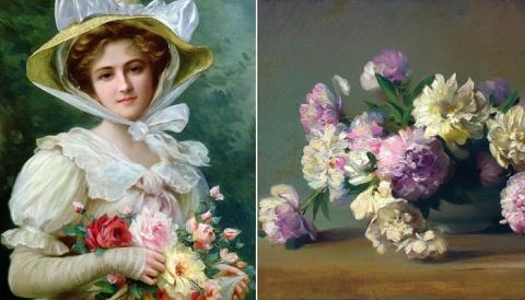 Любовные секреты: Как в викторианскую эпоху передавали зашифрованные послания с помощью цветочных букетов