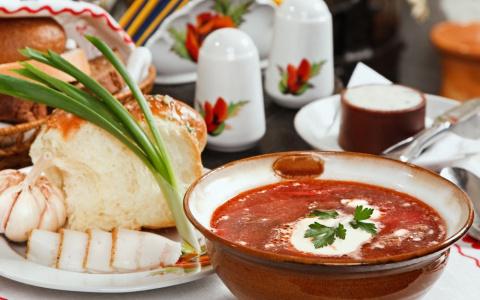 Русские блюда глазами иностранцев