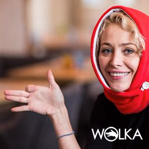 Головной убор «wolka»: новый…