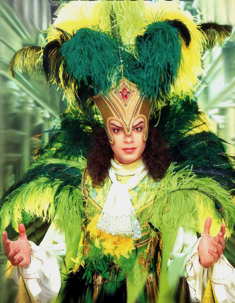 Ой, мама, шика дам: эволюция сценических образов Филиппа Киркорова