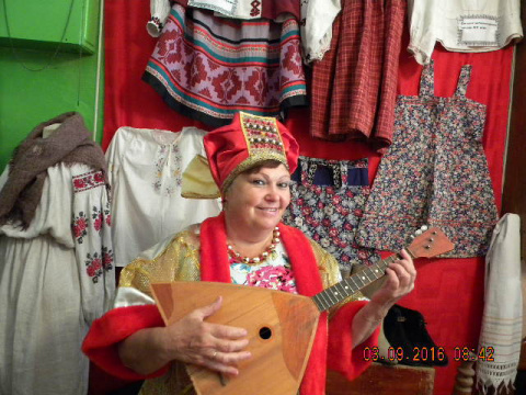 Наталья Ившина(Рязанова)
