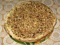 Торт ореховый со сгущено-мас…