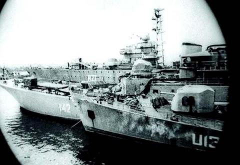 Как делили Черноморский флот…