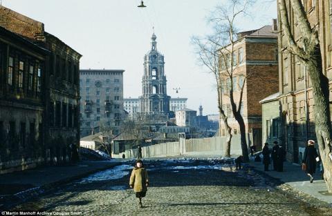 Daily Mail: уникальный архив американского шпиона поведал о жизни в сталинском СССР