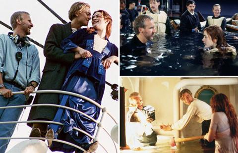 Как снимали «Титаник» Кэмерона
