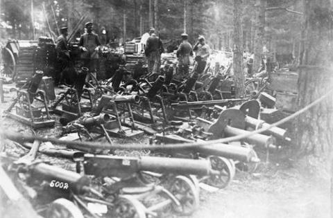 Планы Антанты на 1917 год: с…