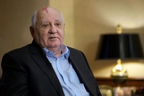 Горбачев об отстранении Росс…
