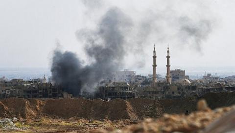 Война в Сирии продолжится, п…
