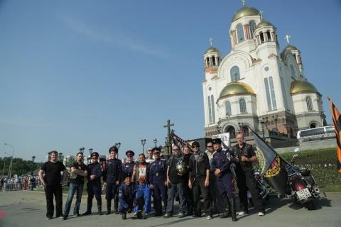 РПЦ и Байкеры