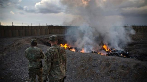 Пентагон: американские военн…
